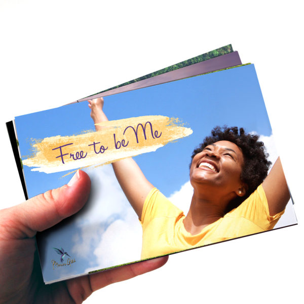 Free to Be Me Creative Self-Care Cards