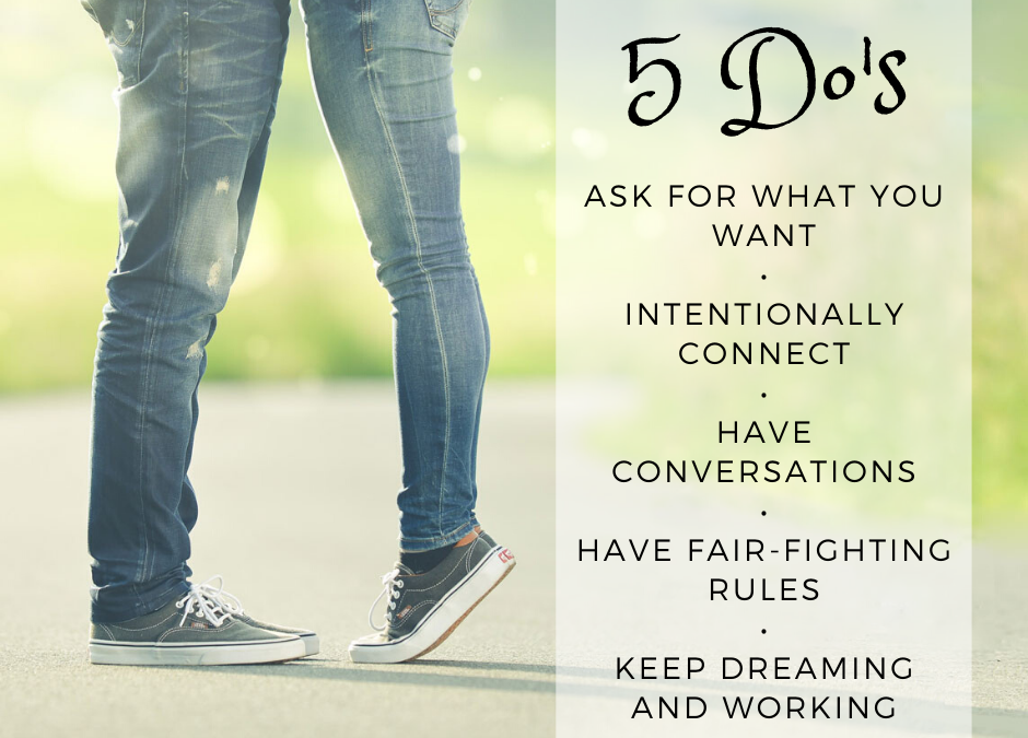 All the Do's (and a few Don'ts) for Healthy Relationships