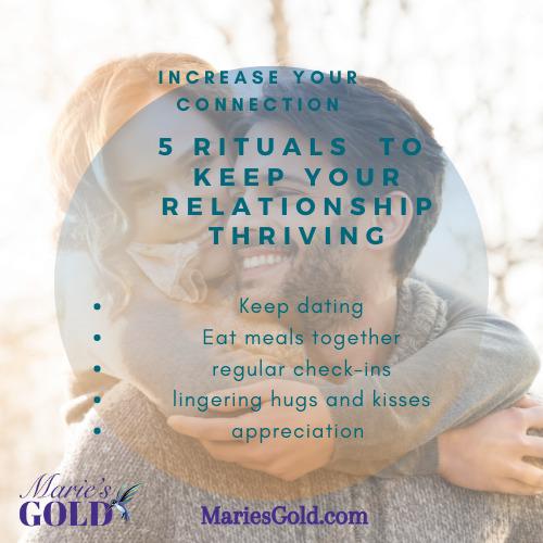 Nourishing our Relationships to Flourishing